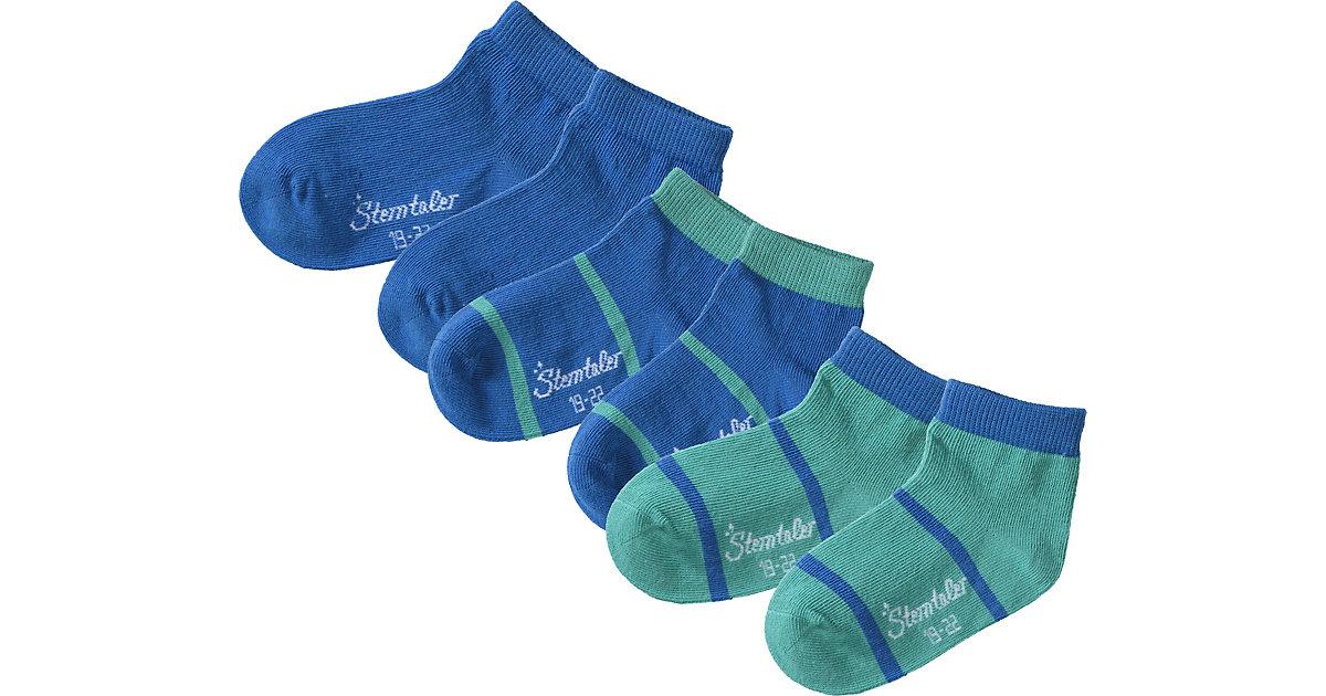 Sterntaler · Sneaker-Socken 3er-Pack Gr. 25/26 Jungen Kleinkinder
