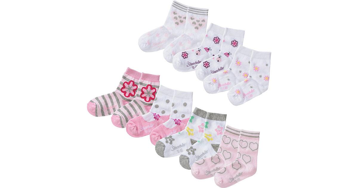 Sterntaler · Socken 7er-Pack Gr. 29/30 Mädchen Kinder