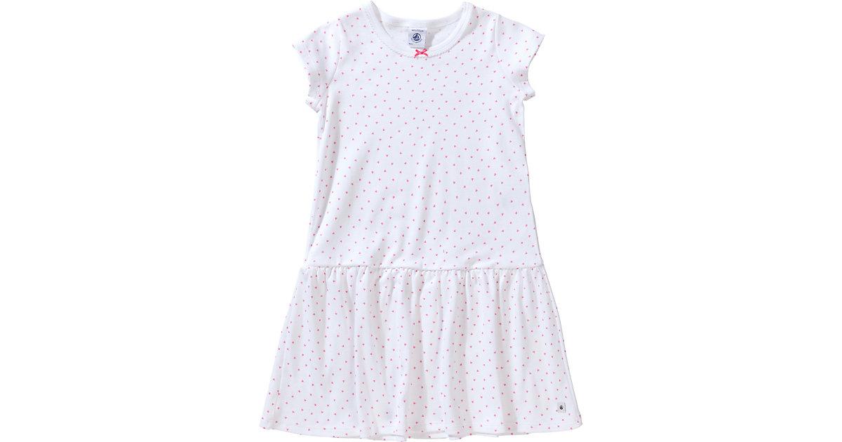 PETIT BATEAU · Kinder Nachthemd Gr. 128 Mädchen Kinder