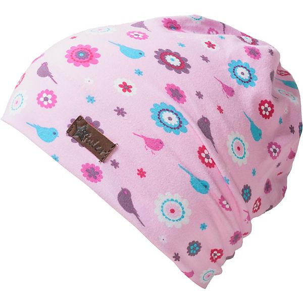 Beanie mit UV-Schutz 50+ für Mädchen, Sterntaler   myToys 02f86ed4dc4