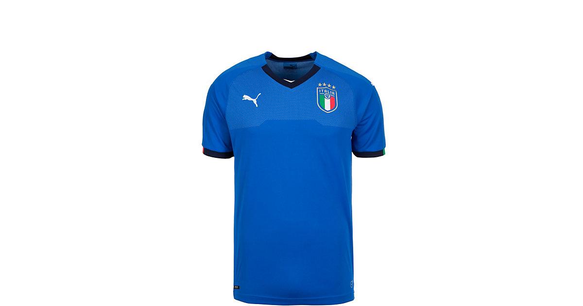 Puma · Kinder Fußballtrikot Italia, dryCELL Gr. 152