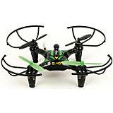 """Квадрокоптер Mioshi """"3D Мини-дрон-14"""" (черно-зеленый)"""