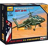 Сборная модель  Американский вертолёт Апач