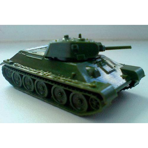 Сборная модель  Советский средний танк Т-34/76 (обр 1940г) от Звезда