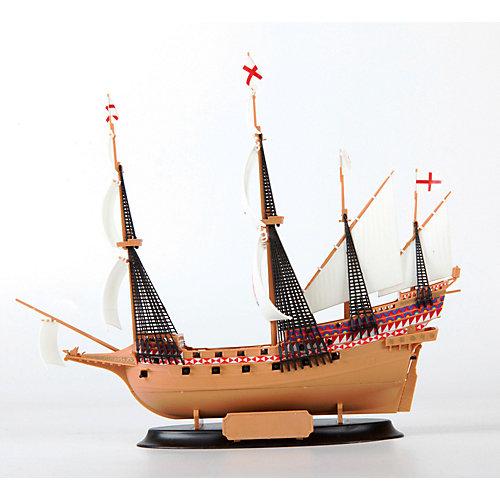 """Сборная модель  Флагманский корабль Френсиса Дрейка """"Ревендж"""" от Звезда"""