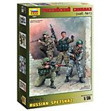 Сборная модель  Российский спецназ №1