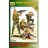 Сборная модель  Российский спецназ №2