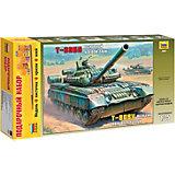 Сборная модель  Танк Т-80БВ