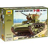 Сборная модель  Танк Т-26