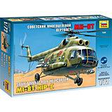 """Сборная модель  Вертолет """"Ми-8"""""""