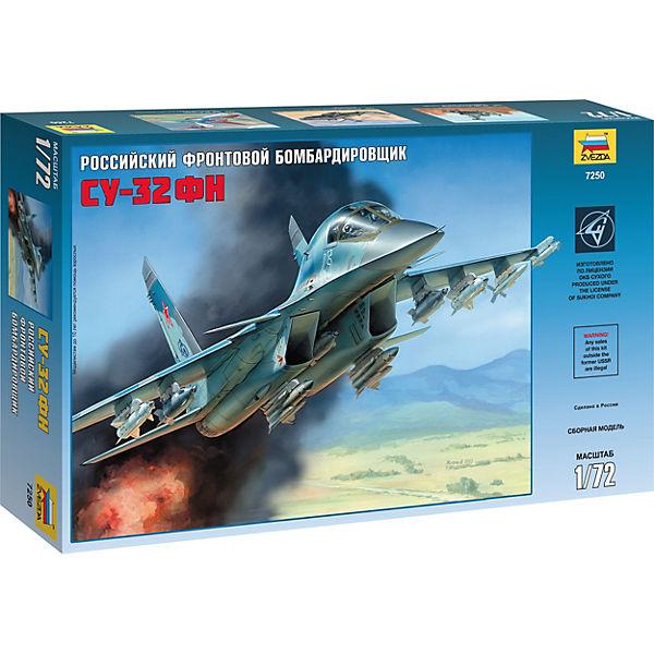 Сборная модель  Самолет Су-32ФН