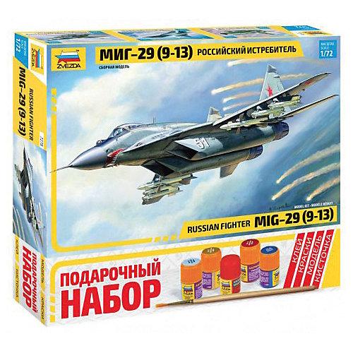"""Сборная модель  Самолет """"МиГ-29 (9-13)"""" от Звезда"""