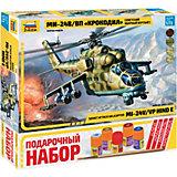 """Сборная модель  Вертолет Ми-24 В/ВП """"Крокодил"""""""