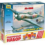 """Сборная модель  Самолет """"Ла-5ФН"""""""