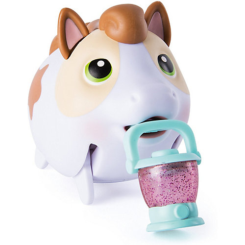 "Коллекционная фигурка Spin Master ""Chubby Puppies"", Пони карамель от Chubby Puppies"