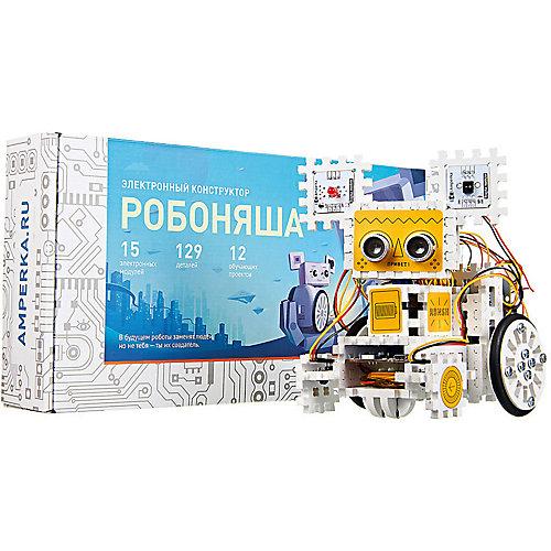 """Электронный конструктор Амперка """"Робоняша"""" от Амперка"""