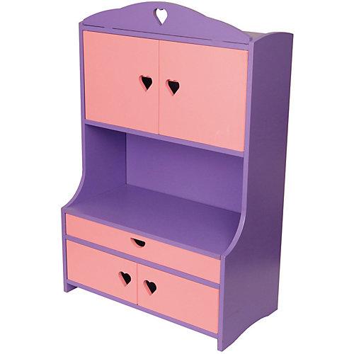 """Мебель для куклы Краснокамская игрушка """"Буфет"""" от Краснокамская игрушка"""