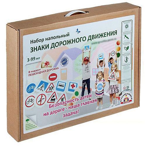 """Игровой набор Краснокамская игрушка """"Знаки дорожного движения"""" от Краснокамская игрушка"""