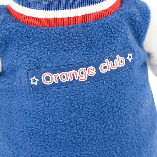Мягкая игрушка Orange Кот Обормот в клубной куртке, 30 см от Orange