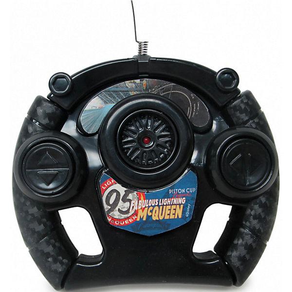 """Радиоуправляемая машинка Disney """"Тачки 3"""" Молния Маккуин, 28 см"""