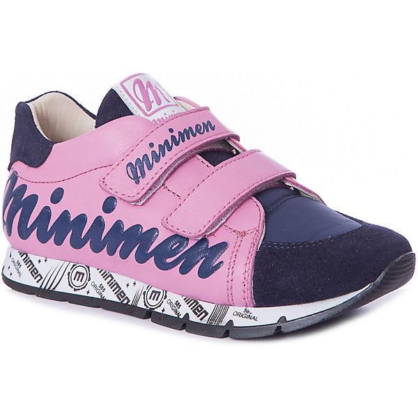 Полуботинки Minimen для девочки