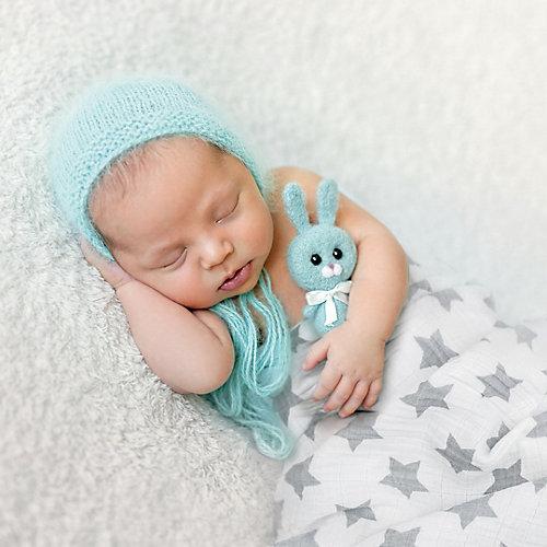 Пеленка Happy Baby - белый от Happy Baby