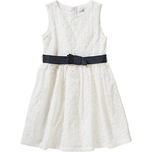 Kinder Kleid mit Stickerei, Blumen Gr. 104 Mädchen Kleinkinder   04056178690709