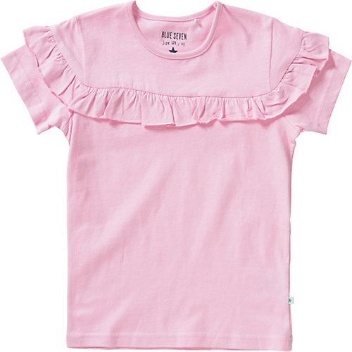 Blue Seven T-Shirt Gr. 110 Mädchen Kinder | 04055852044319