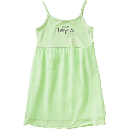 Blue Seven Kinder Jerseykleid mit Tüllrock Gr. 104 Mädchen Kleinkinder   04055852024274