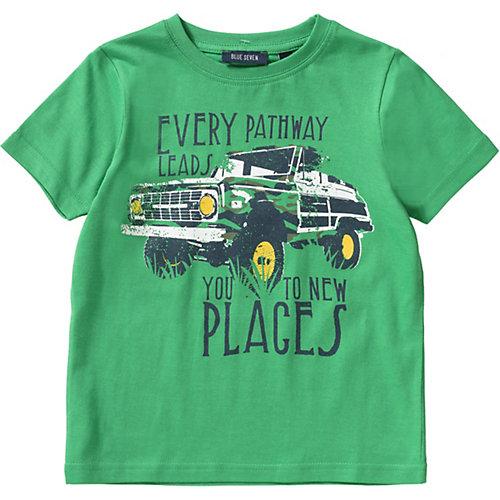 Blue Seven T-Shirt Gr. 98 Jungen Kleinkinder   04055851985125