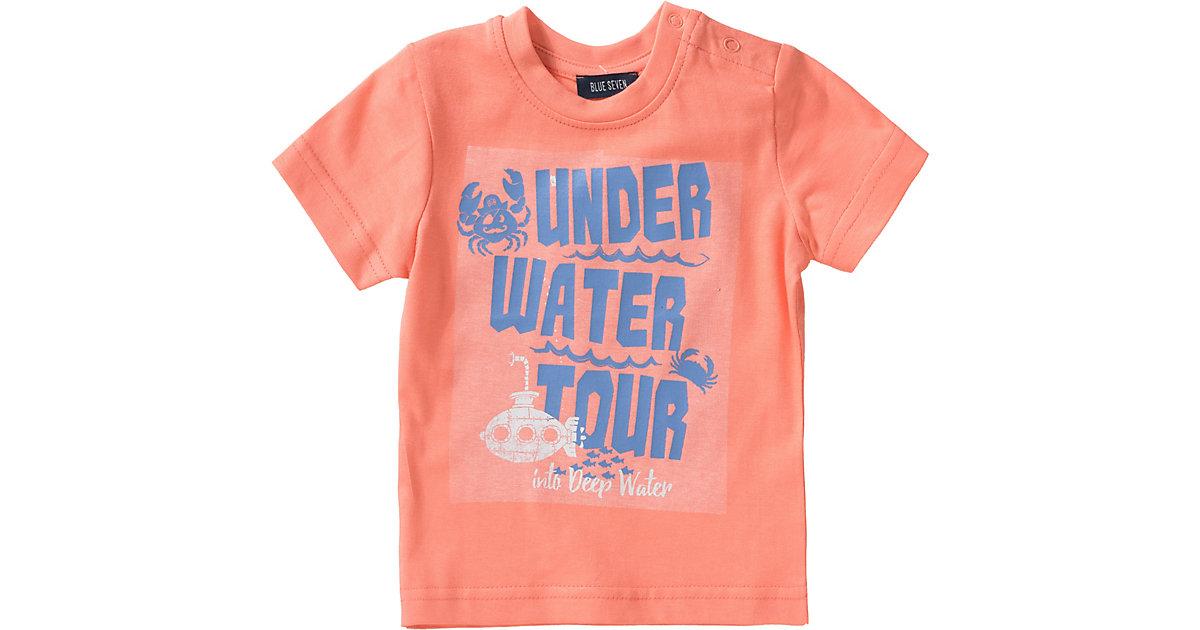 Baby T-Shirt  pink Gr. 62 Jungen Baby