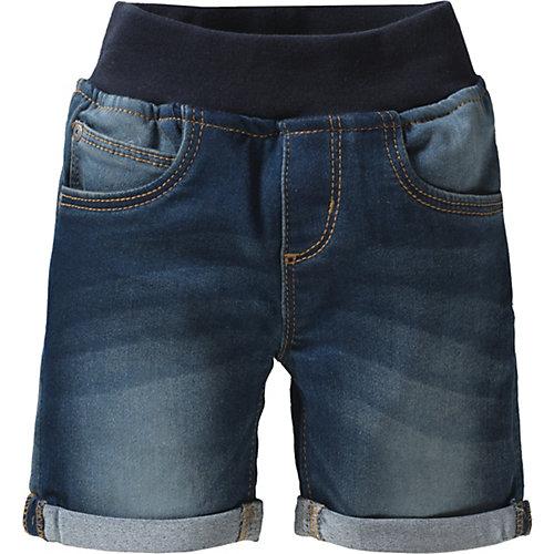 Blue Seven Baby Jeansshorts Gr. 80 Jungen Kleinkinder | 04055852015036