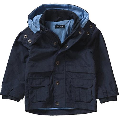 BLUE SEVEN Baby Übergangsjacke Gr. 74 Jungen Baby | 04055852122512