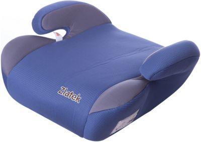 "Автокресло-бустер Zlatek ""Raft"" 22-36 кг синий — Автокресло-бустер Zlatek ""Raft"" 22-36 кг"