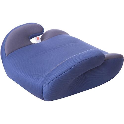 """Автокресло-бустер Zlatek """"Raft"""" 22-36 кг синий от Zlatek"""