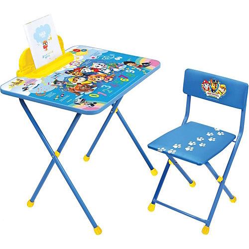 "Комплект мебели Nika Kids ""Щенячий патруль 1"" от Nika-Kids"