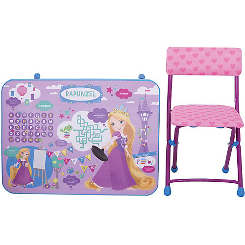 "Комплект мебели Nika Kids ""Disney 1"" Рапунцель от Nika-Kids"