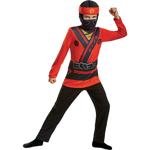 LEGO Ninjago Movie Jumpsuit, Kai