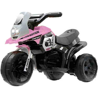 Ride-on E-Trike Racer pink