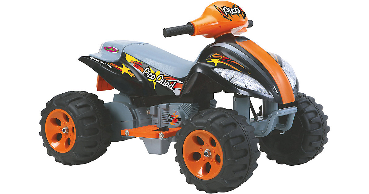Ride-on Quad Pico 6V orange/schwarz