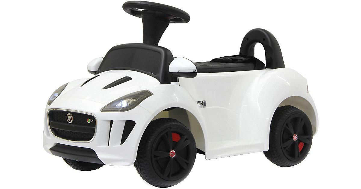 Ride-on Kiddy-Jaguar weiß 6V
