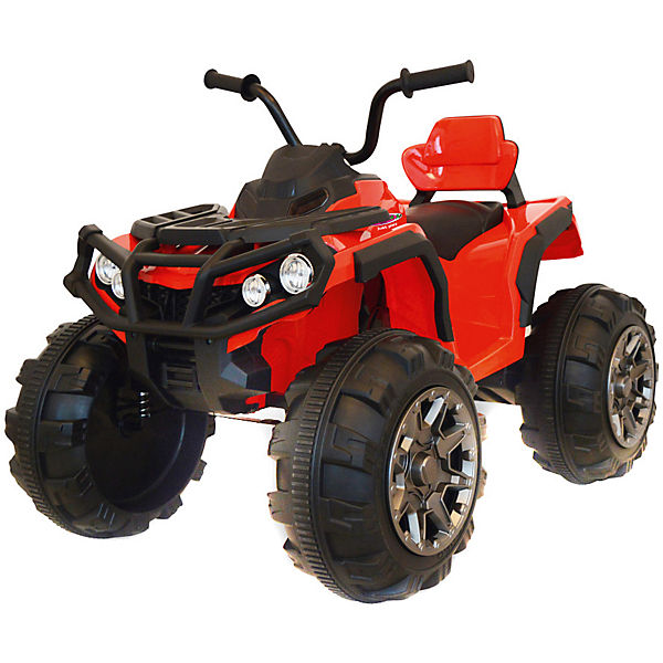 Ride-on Quad Protector rot 12V, Jamara