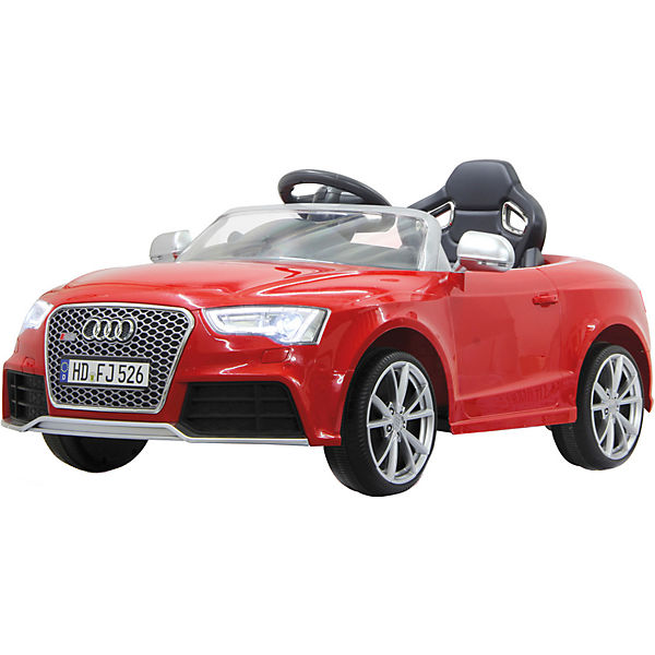 Ride-on Audi RS5 rot 2,4G 12V