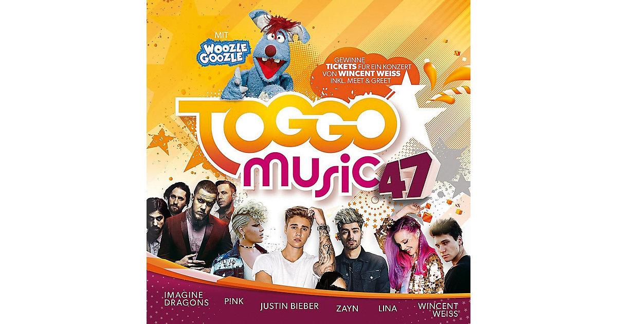 CD Toggo Music 47