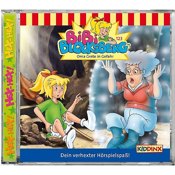 Cd Bibi Blocksberg 123 Oma Grete In Gefahr Bibi Blocksberg