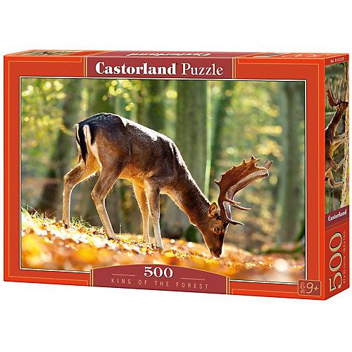 """Пазл Castorland """"Король леса"""" 500 деталей от Castorland"""