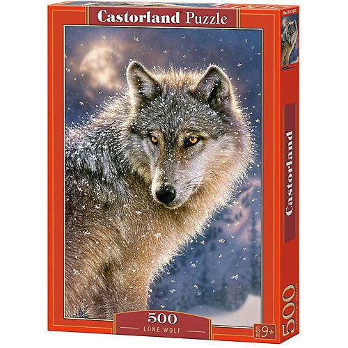 "Пазл Castorland ""Волк"" 500 деталей от Castorland"