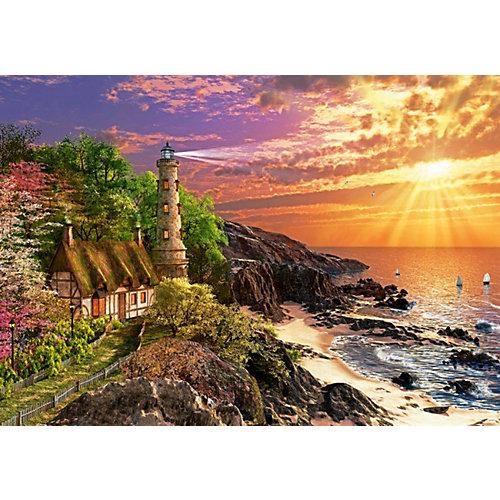 """Пазл Castorland """"Дом на побережье"""" 500 деталей от Castorland"""