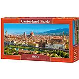 "Пазл Castorland ""Панорама Флоренции"" 600 деталей"