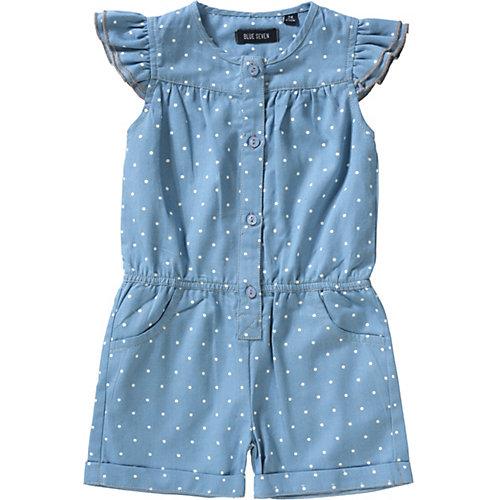 Blue Seven Baby Jumpsuit Gr. 80 Mädchen Kleinkinder | 04055852013858